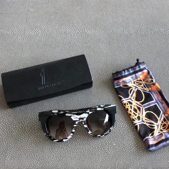 "e797618dea8 Thierry Lasry ""Slutty"" cat eye sunnies. M 5b36c147bb7615aed5a10271. Other  Accessories ..."